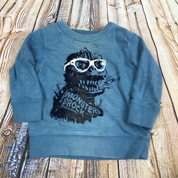 GAP Other - 3/$10 Baby Gap 12-18 months sweatshirt